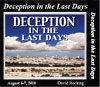 Image of 2010 USA Conference - Deception in the Last Days by 2010 USA Conference - Deception in the Last Days