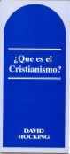Image of What is Christianity? (Spanish) by What is Christianity? (Spanish)