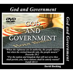 Image of God and Government by God and Government