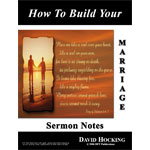 Image of How To Build a Marriage by How To Build a Marriage