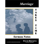 Image of Marriage Takes Time by Marriage Takes Time