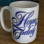 Image of Hope For Today Mug by Hope For Today Mug