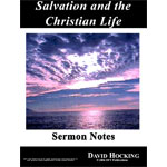 Image of Salvation and the Christian Life by Salvation and the Christian Life