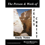 Image of The Person and Work of Jesus Christ by The Person and Work of Jesus Christ