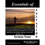 Image of Essentials of Salvation Notes by Essentials of Salvation Notes