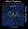 Image of About Prophecy - Volume 1 by About Prophecy - Volume 1