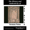 Image of History and Authenticity of the Bible by History and Authenticity of the Bible